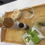 ハーブ&アロマ教室で、ローレルを使ったピクルスを作りました