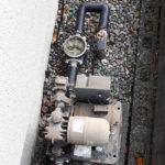 井戸ポンプを交換しました。