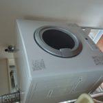 ガス衣類乾燥機の交換をしました!