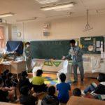地元小学校でのキャリア教育職業体験に参加しました!